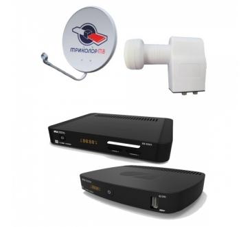 Комплект Триколор HD: Мультирум (2 ТВ)