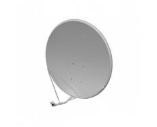 Спутниковая антенна 0.9 Supral + кронштейн 0,9