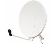 Спутниковая антенна 0.8 Supral + кронштейн 0,9