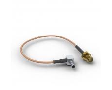Антенный адаптер для 3G/4G модемов (SMA-fem. - CRC-9)